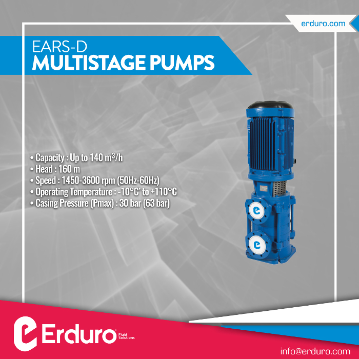 Vertical Multi-Stage Pumps