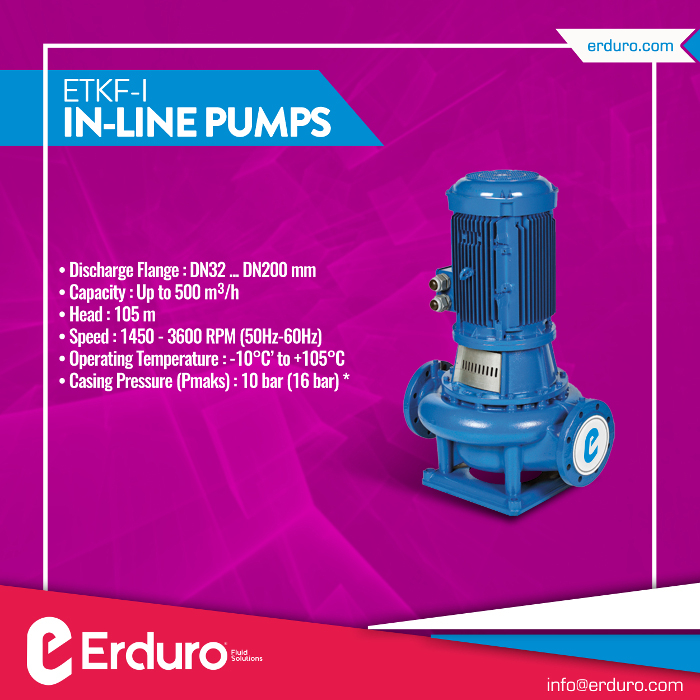 IN-LINE Pumps