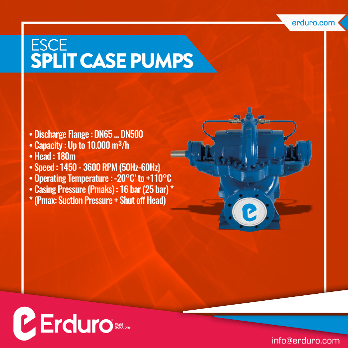 Split Case Pumps